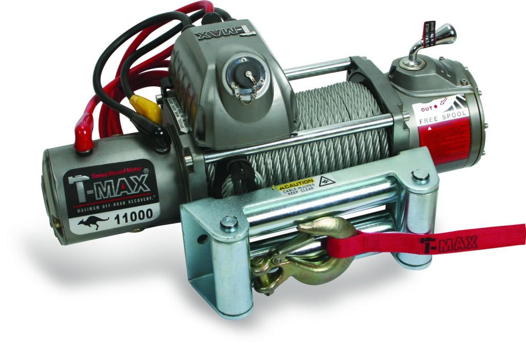 T-max winches max-EWI-11000