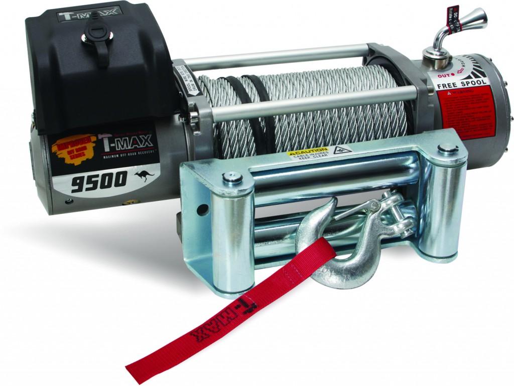 T-max winches max-OFFROAD EW9500