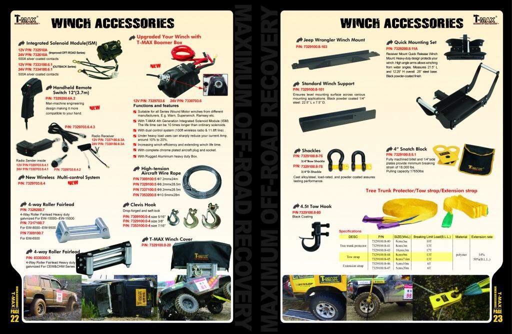 t-max accessories